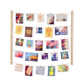 Hangit Photo Display Hout