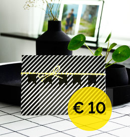 Cadeaubon €10