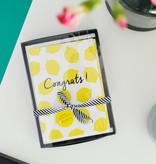 Verrassingsbox 20 wenskaarten voor verjaardag, geboorte, trouw en rouw