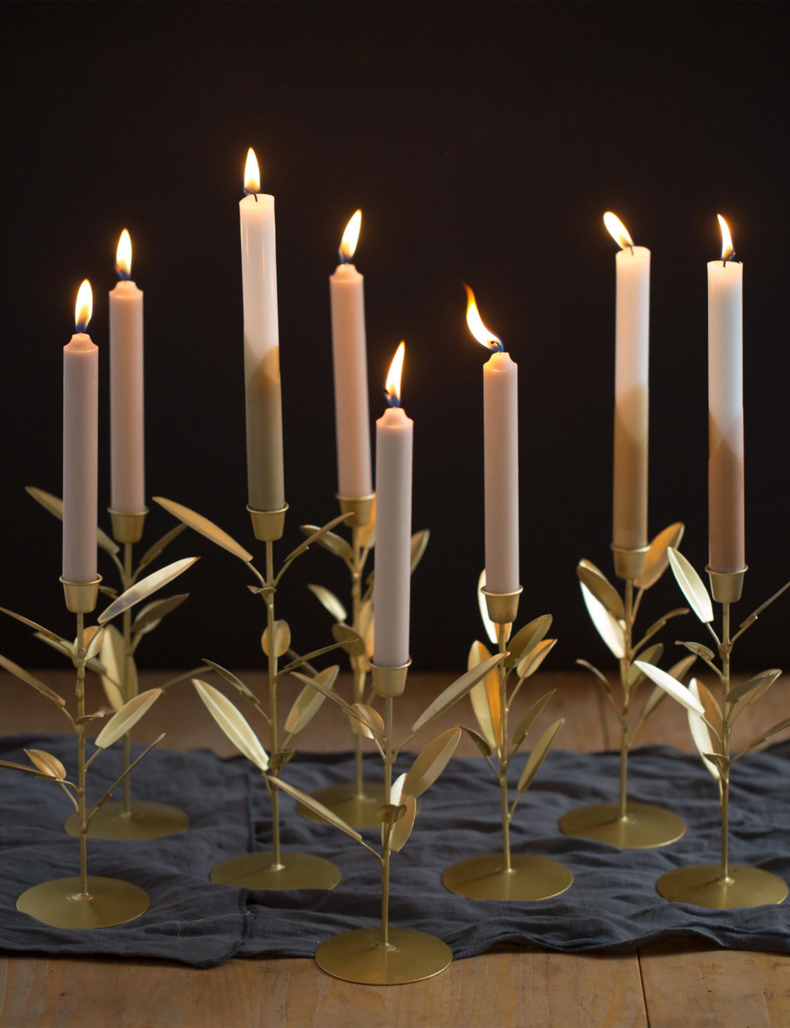 Prachtige gouden kandelaar 'Maggy' van Rustik Lys