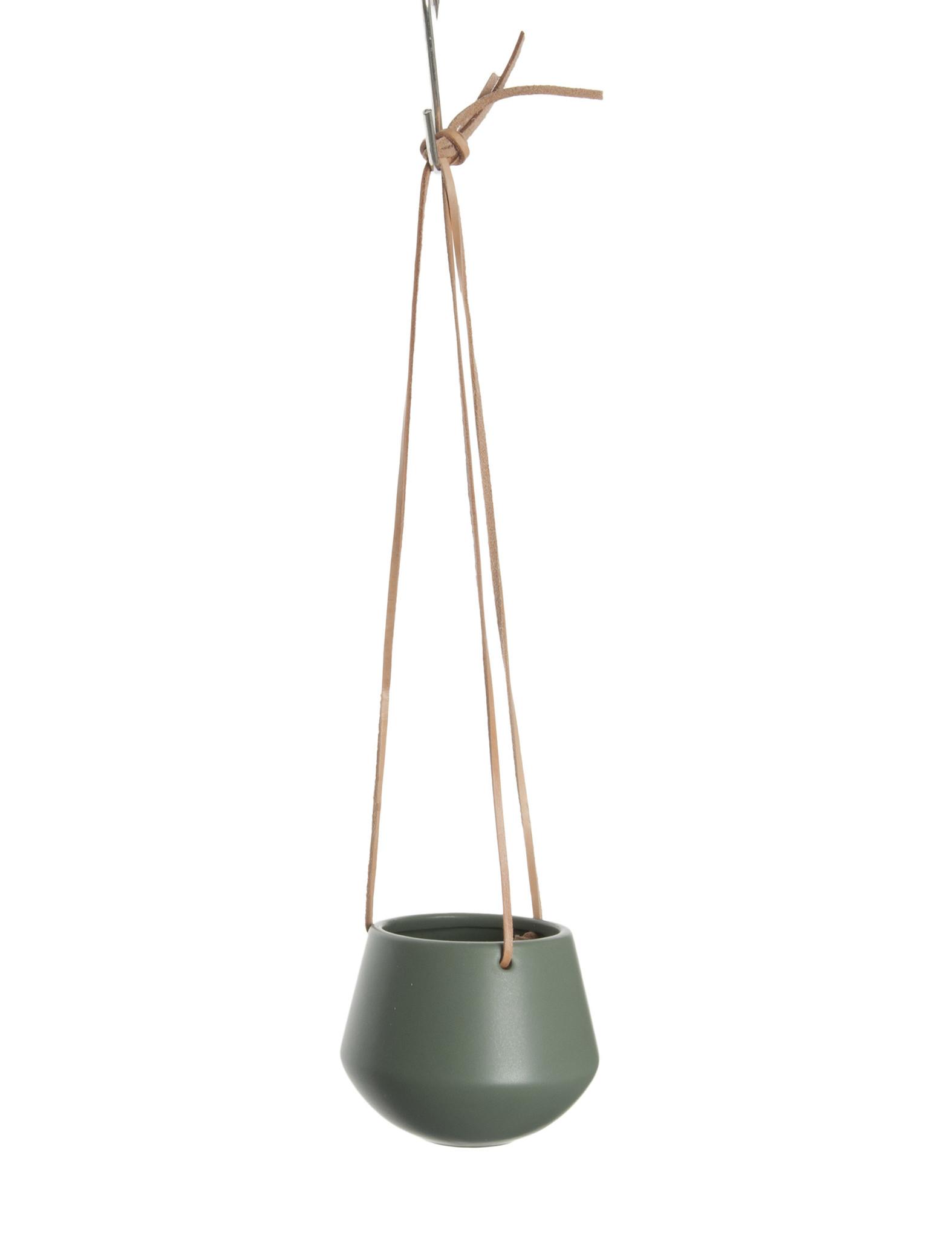 """Hangpot """"Skittle"""" in het groen"""