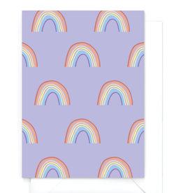 """Wenskaart """"Rainbow"""""""