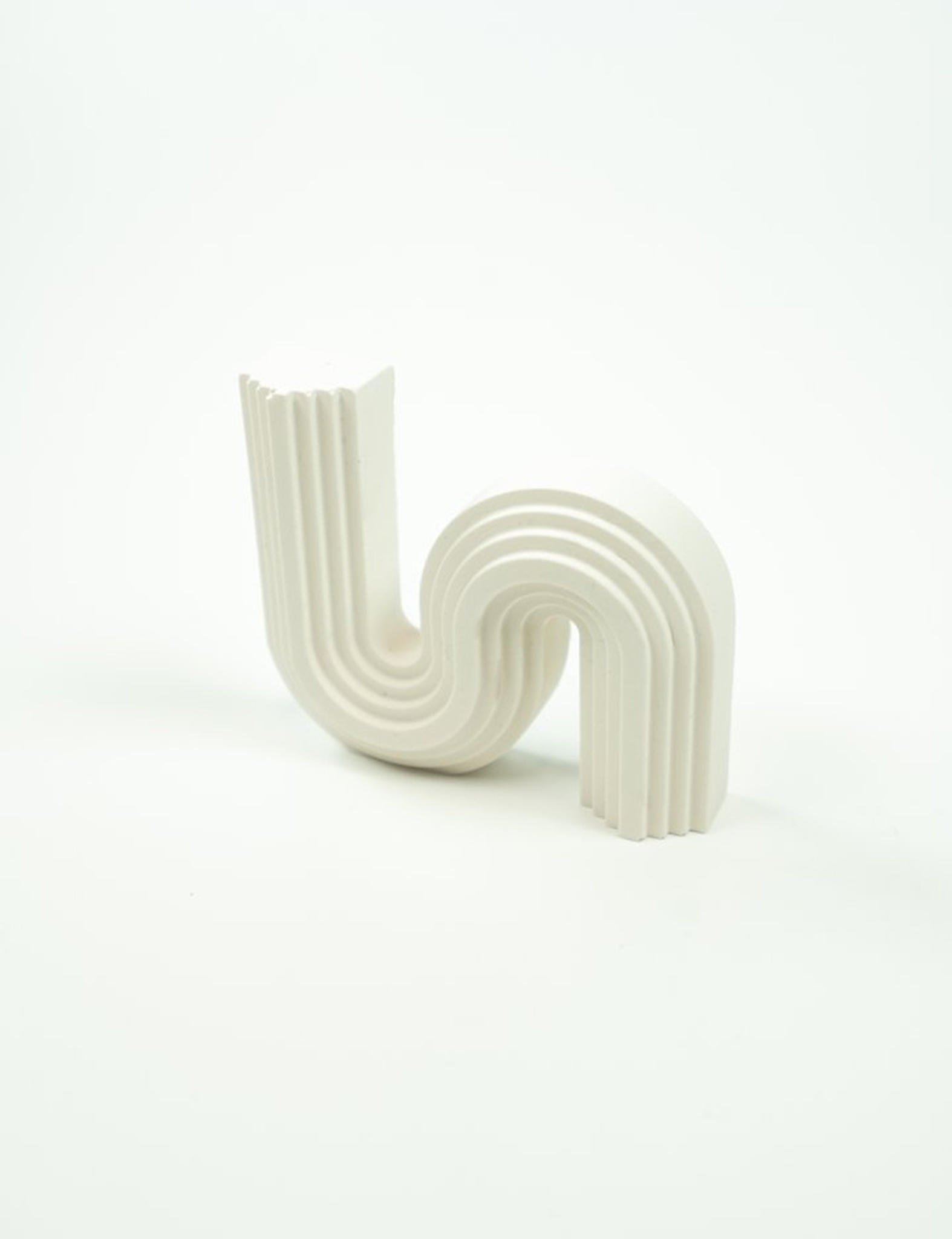 Klein leuk ornament - wit - Studio SixtyFour