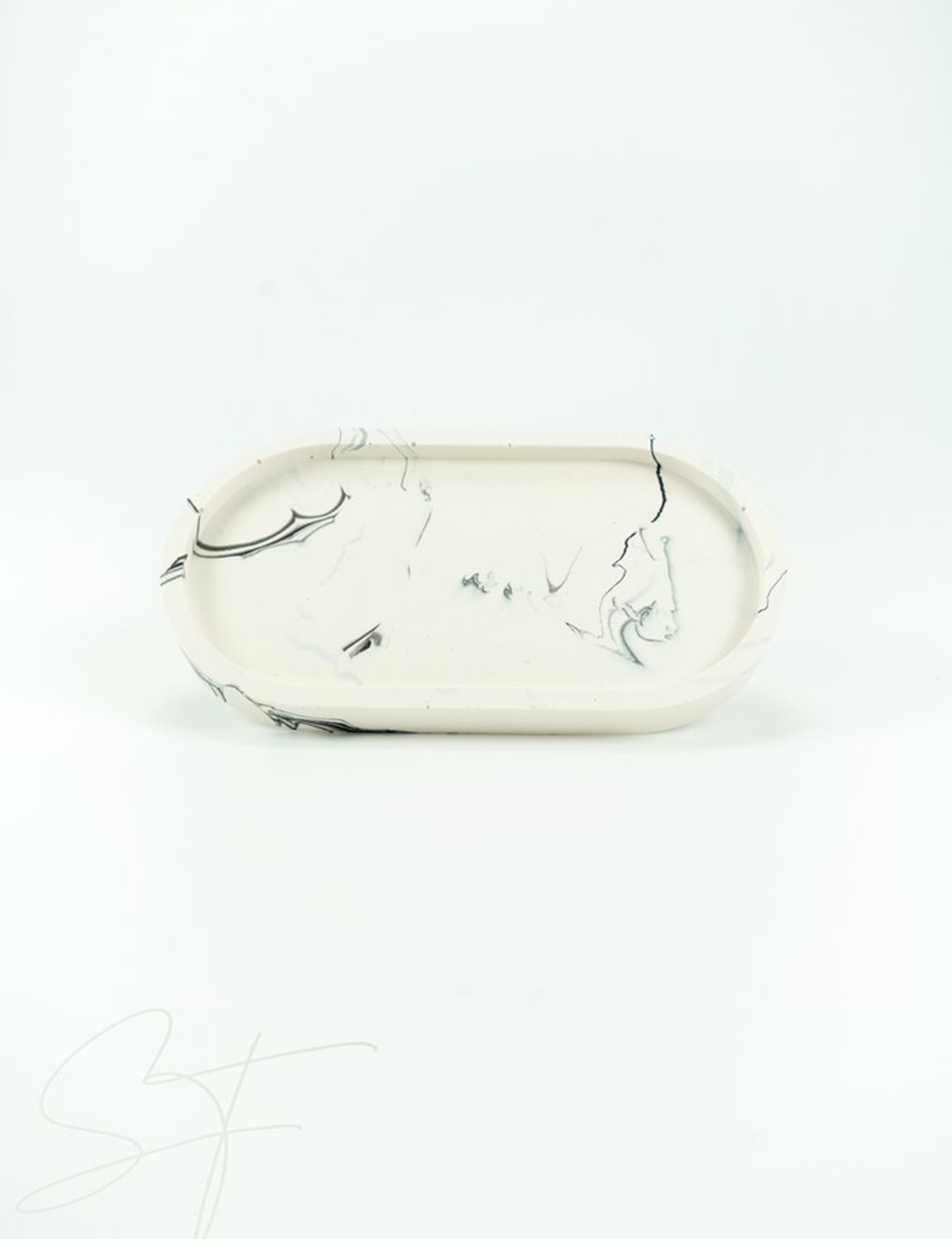 Ovalen schaaltje Stockholm - Studio SixtyFour
