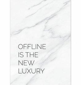 """Poster """"Offline"""""""