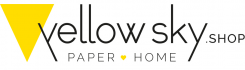 Yellow Sky | Webshop wenskaarten, cadeau, posters, stationery & woondecoratie