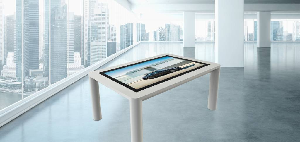 One Display Solution Multi Touch Tafel 49 inch 4K