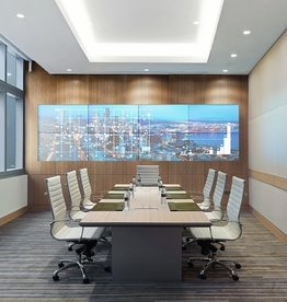 One Display Solution Multi Touch Video Wall 2x1 46 inch