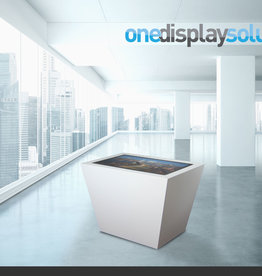 One Display Solution ODS Public Area Touch Tafel 49 inch 4K Multi Touch Table  UHD