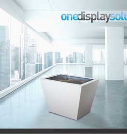 One Display Solution ODS Public Area Touch Tafel 55 inch 4K Multi touch table UHD