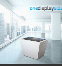 One Display Solution ODS Public Area Touch Tafel 65 inch 4K Multi Touch Table  UHD