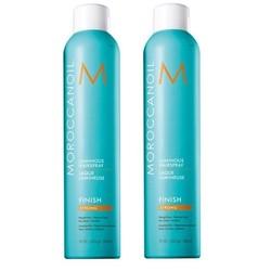 Moroccanoil Luminous Hairspray Strong 330ml Duopack
