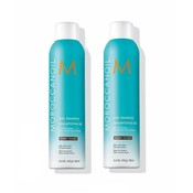 Moroccanoil Dry Shampoo Dark Tones 205ml Duopack