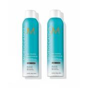 Moroccanoil Dry Shampoo Dunkle Töne 205 ml Duopack
