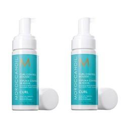 Moroccanoil Curl Control Mousse 150ml Duopack