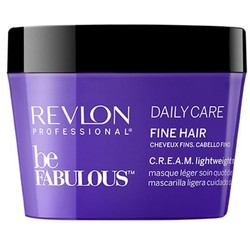 Revlon Be Fabulous Fine Daily Care Cream Lightweight Mask