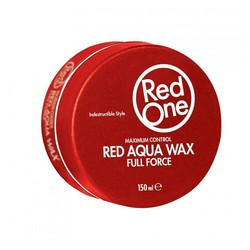 Red One Red Aqua Hair Wax