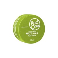 Red One Green Matt Hair Wax