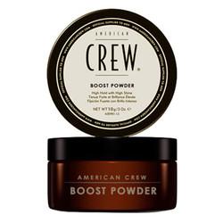 American Crew Aumenta la polvere