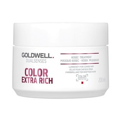 Goldwell Dualsenses Color Extra Rich 60 Sec Treatment