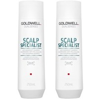 Goldwell Dual Senses Scalp Specialist Anti-Dandruff Shampoo 2 Pieces