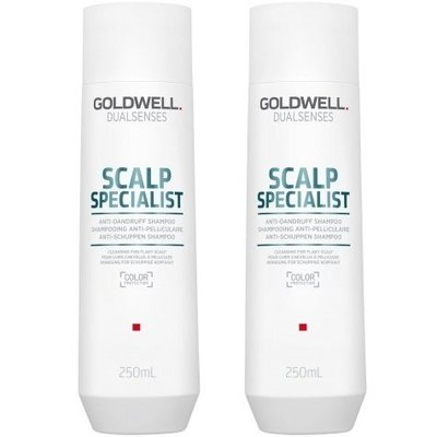 Goldwell Dual Senses Scalp Specialist Anti-Dandruff Shampoo 2 Pieces