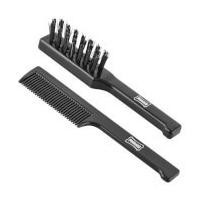 Proraso Mustache comb and brush