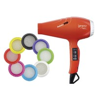BaByliss Pro Luminoso Arancio Ionic Haartrockner BAB6350IOE