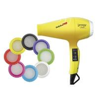 BaByliss Pro Luminoso Ionic Hairdryer Giallo BAB6350IYE