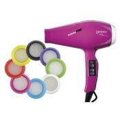 BaByliss Pro Luminoso Rosa Ionic Hairdryer BAB6350IFE