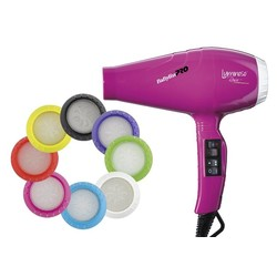 BaByliss Pro Luminoso Rosa Ionic Haartrockner BAB6350IFE