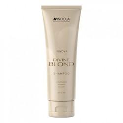 Indola Innova Divine Blonde Shampooing