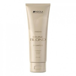 Indola Innova Göttliche Blonde Shampoo