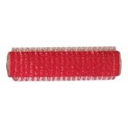 Sibel Zelfklevende Rollers 12 Stuks - 13mm - Rood