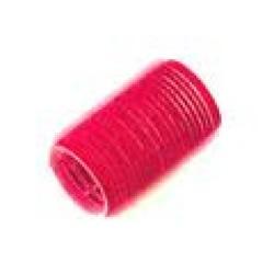 Sibel Zelfklevende Rollers 12 Stuks - 36mm - Rood