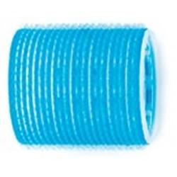 Sibel Zelfklevende Rollers 6 Stuks - 56mm - Licht Blauw
