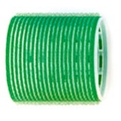 Sibel Zelfklevende Rollers 6 Stuks - 61mm - Groen