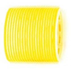 Sibel Adesivo Rulli 6 Pieces - 66 millimetri - Giallo