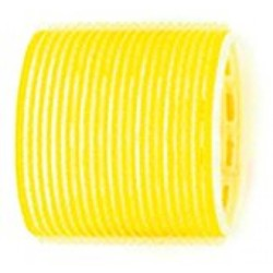 Sibel Adhesivo rodillos 6 Piezas - 66mm - Amarillo