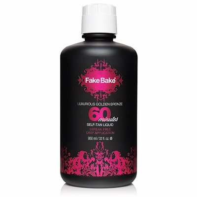 Fake Bake 60 Minutes Spray Tan Liquid 950 ml