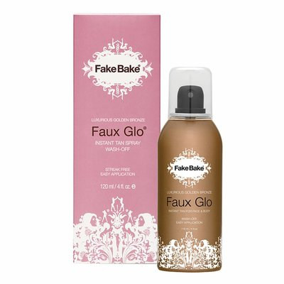Fake Bake Faux Glo istantaneo Tan Spray 120ml