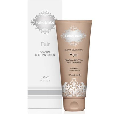 Fake Bake Fair Gradual Self-Tan Lotion 170 ml