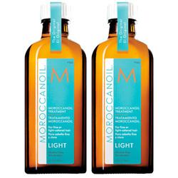 Moroccanoil Light Treatment 100 ml Duopack