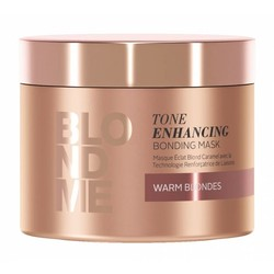 Schwarzkopf Blond Me Tone Enhancing Bonding Mask Warm Blondes