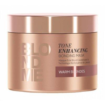Schwarzkopf Blond Me Verbesserung Bonding Tone Mask Warm Blondinen