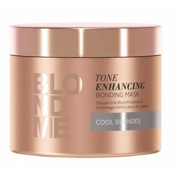 Schwarzkopf Blond Me Tone Mask Enhancing Bonding kühlen Blondinen