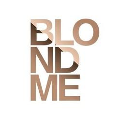 Schwarzkopf Blond Me Color Map