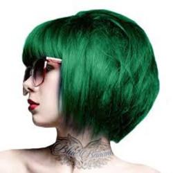 Crazy Color Emerald Green