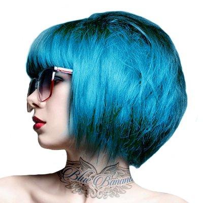 Crazy Color Bubblegum Blue 100ml