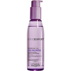 L'Oreal Serie Expert Liss Unbegrenzte Perfecting Glanz Blow Dry Oil